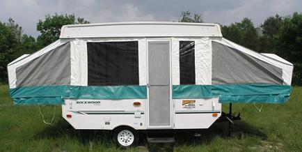 Folding Camping Trailer | RV Camping