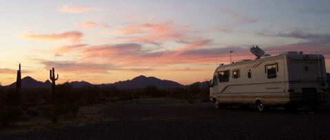 Arizona RV Camping