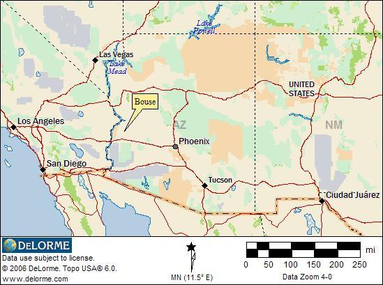 Arizona RV Camping - Bouse | RV Camping