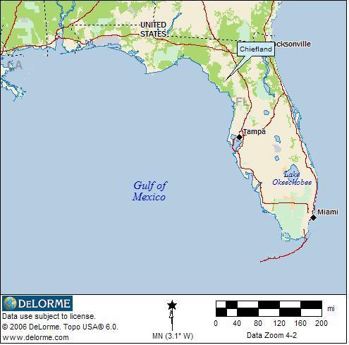 Florida RV Camping Chiefland RV Camping