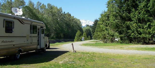 Washington RV Camping | RV Camping