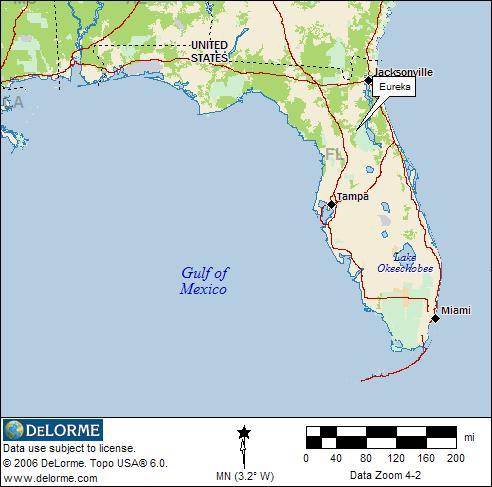 Florida Rv Camping Eureka Rv Camping