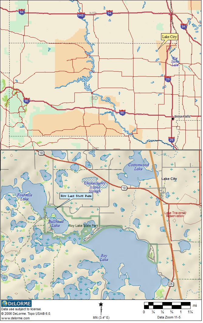 South Dakota RV Camping  RV Camping