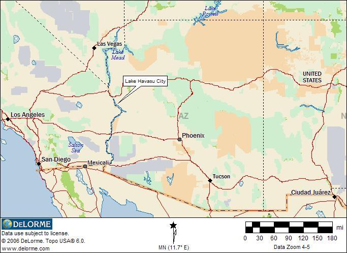 Arizona RV Camping LakeHavasuCity RV Camping