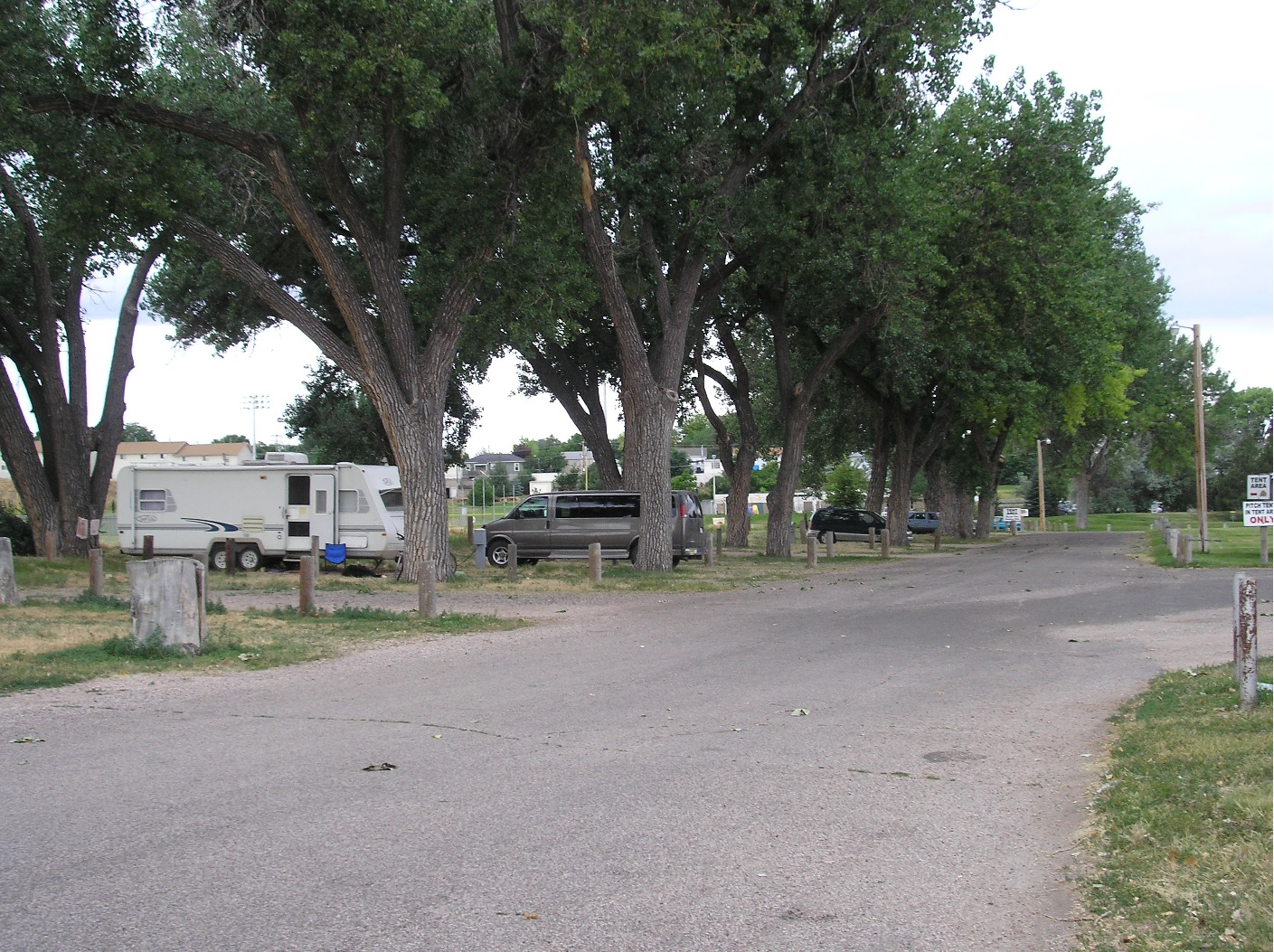 Lewis Park Wyoming RV Camping