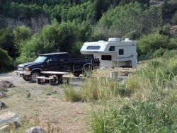 Silver City Campground - Idaho