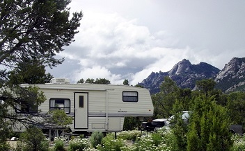 Smokey Mountain Campground - Idaho