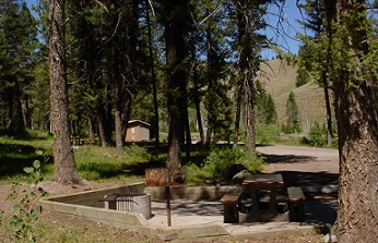 Stoddard Creek Campground - Idaho