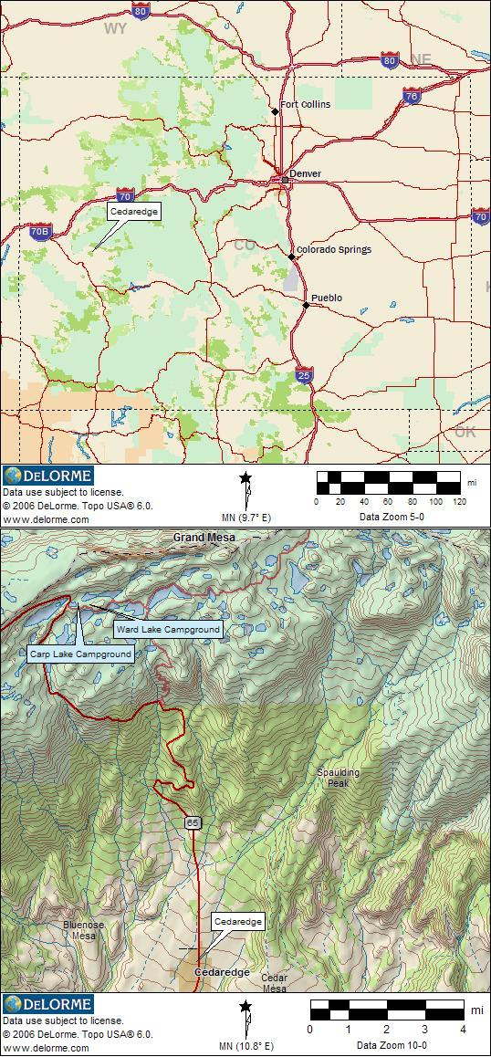 Colorado Rv Camping And Campgrounds
