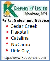 Minnesota RV Camping - Keepers RV