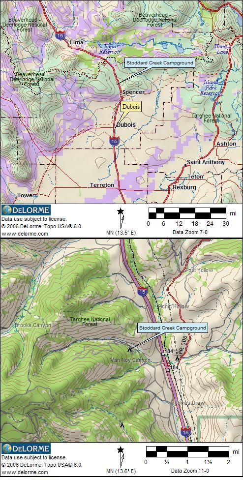 Idaho RV Camping | RV Camping