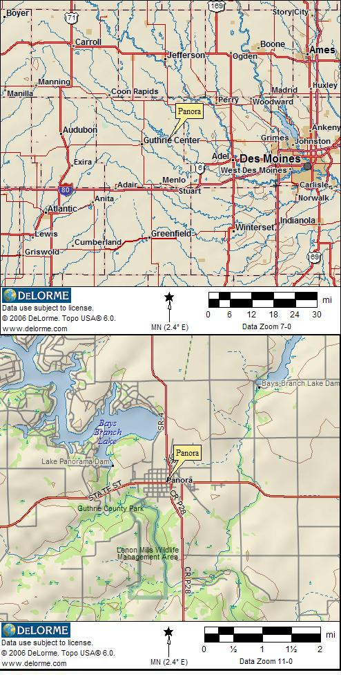 Iowa RV Camping RV Camping - Des Moines Iowa On Us Map