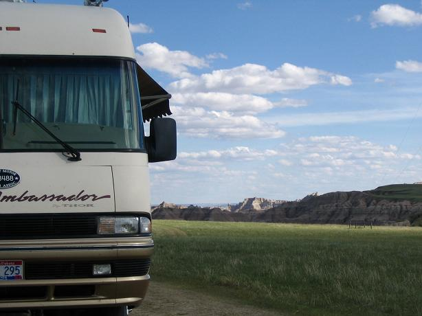 Free RV Camping In South Dakota
