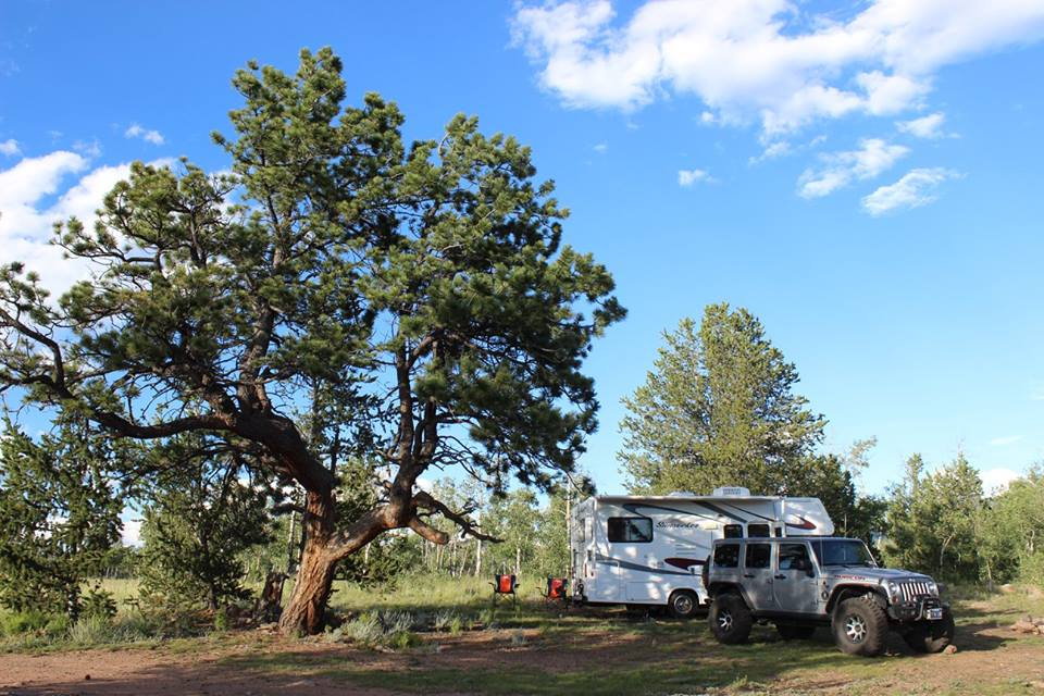 Boondocking - Dispersed Camping In Remote Locations | RV Camping