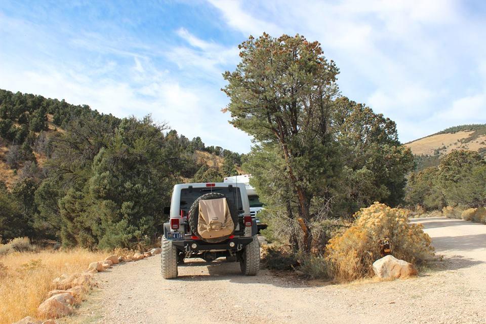 Great Basin National Park Baker Creek Campground