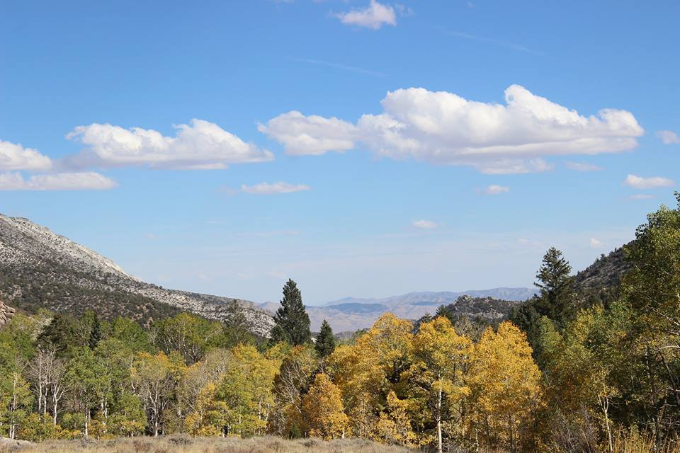 Nevada Rv Campinggreat Basin National Park Rv Camping